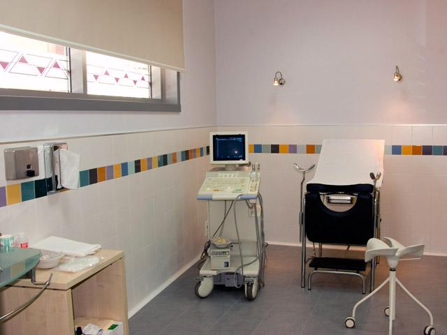 Sala de ginecología Sala_exploracion_ginecologica_2010